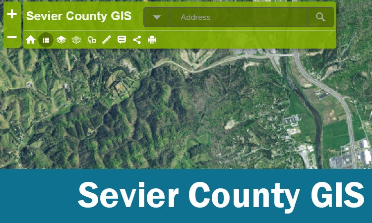 City of Sevierville - GIS Map Gallery