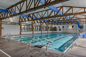 Blalock Natatorium (Sevierville Indoor Pool)