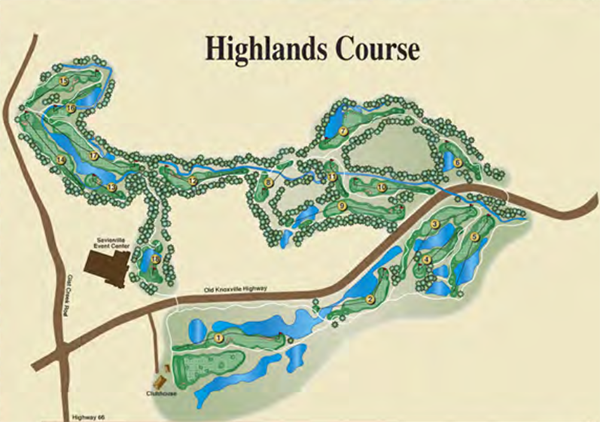 Highlands Course